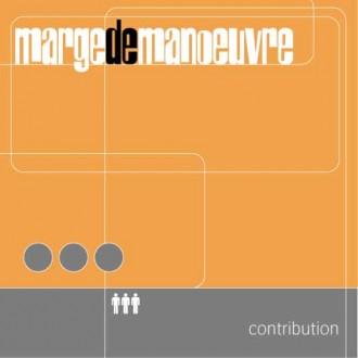 2000-jaquette-MARGE DE MANOEUVRE-Contribution