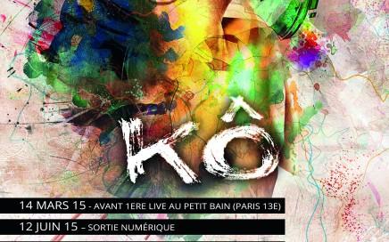 sortie nouvel album ko