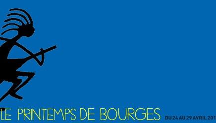 PRINTEMPS DE BOURGES → Retrouvez l'équipe sur le festival Rencontres Pro du 26 au 30 avril !