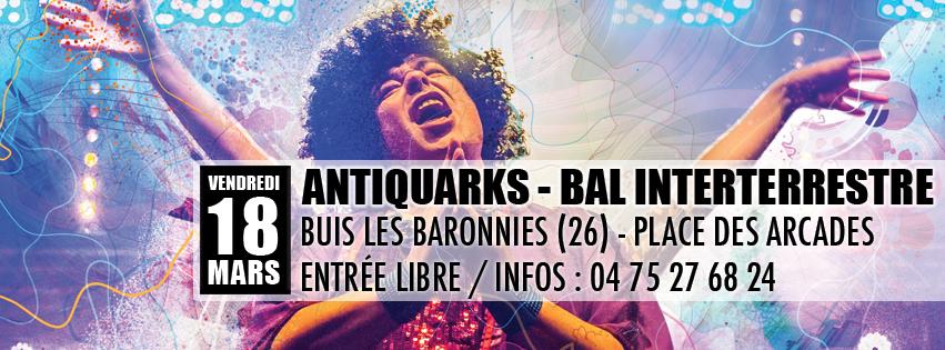 SHOW HALLUCINÉ / BAL INTERTERRESTRE @ Buis-les-Baronnies (26) | Buis-les-Baronnies | Rhône-Alpes | France