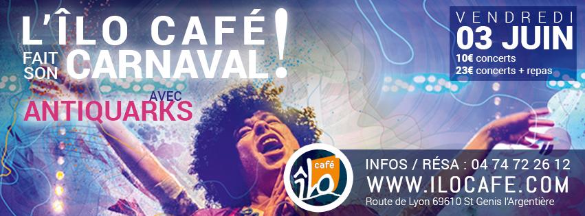 SOIRÉE CARNAVAL / BAL INTERTERRESTRE @ L'Îlo Café | Sainte-Foy-l'Argentière | Auvergne Rhône-Alpes | France