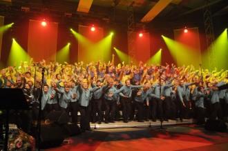 200 choristes invitent Antiquarks @ Salle des sports | Jassans-Riottier | Auvergne-Rhône-Alpes | France