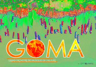 Concert / GOMA @ Place Gabriel Péri | Lyon | Auvergne-Rhône-Alpes | France