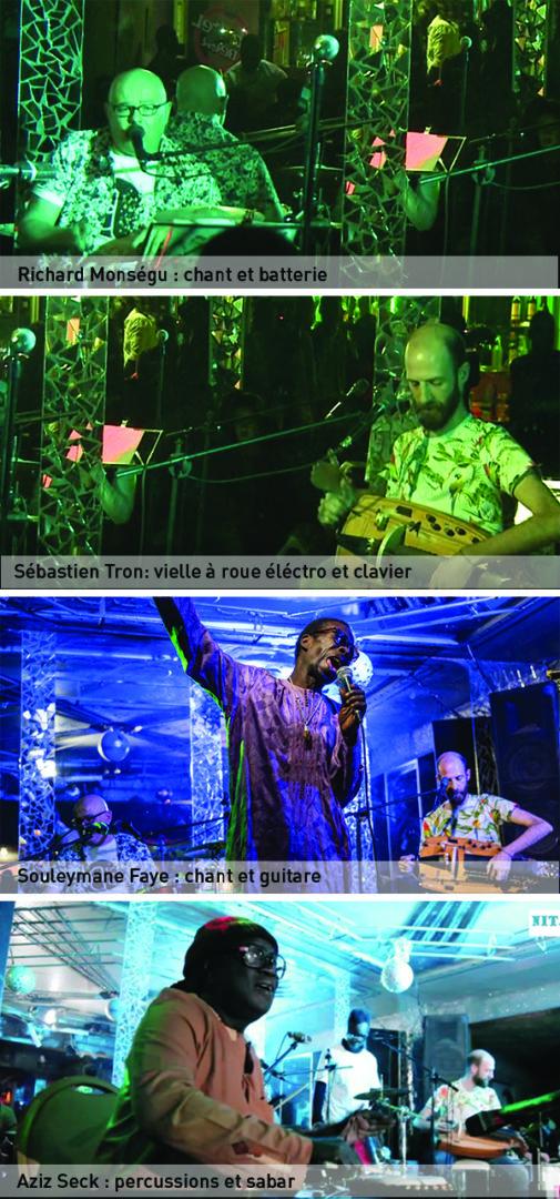 Antiquarks feat Souleymane Faye