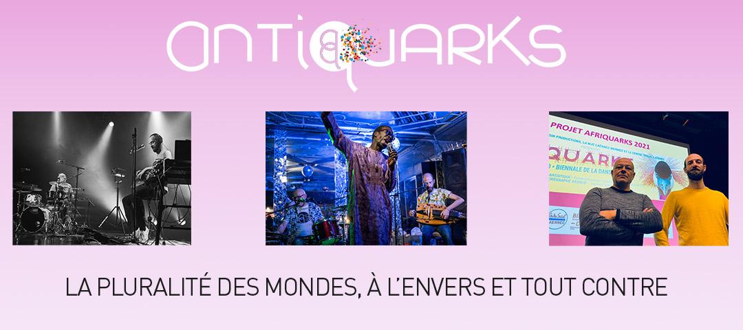 Antiquarks newsletter mai 2021