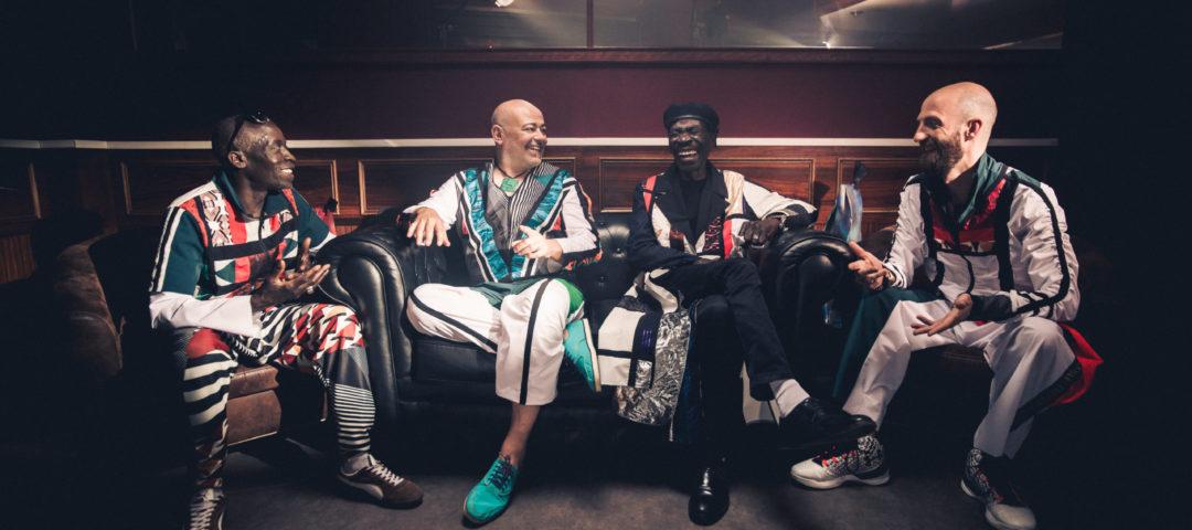 Antiquarks Feat. Souleymane Faye